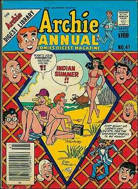 Archie Annual Digest Magazine 41-A by Archie