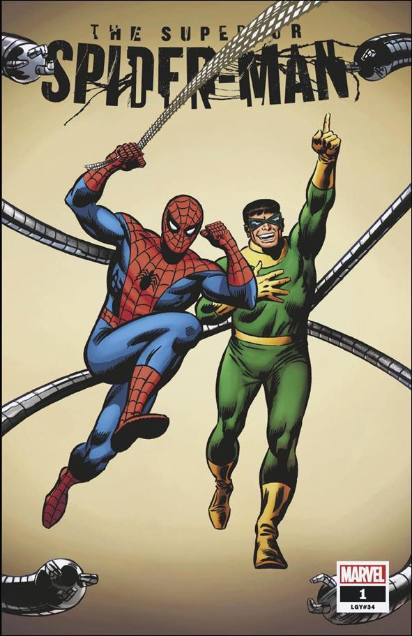 Superior Spider-Man (2019) 1-F by Marvel