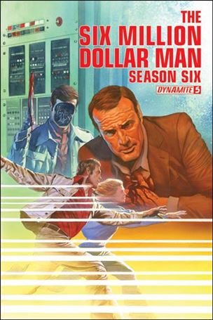 Six Million Dollar Man: Season Six 5-A
