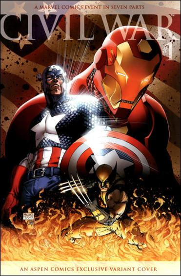 Civil War 1-D by Marvel