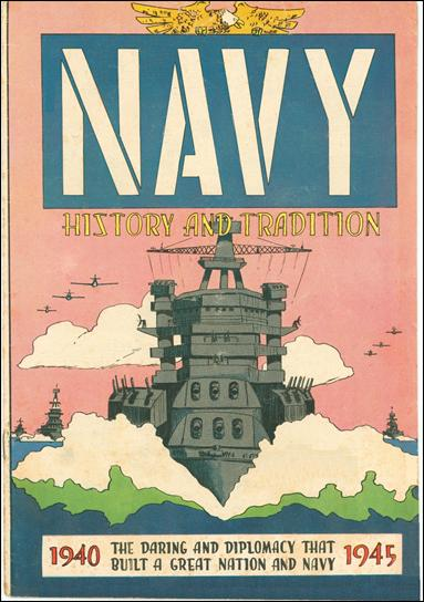Navy History and Tradition 6-A by Stokes Walesby Co.