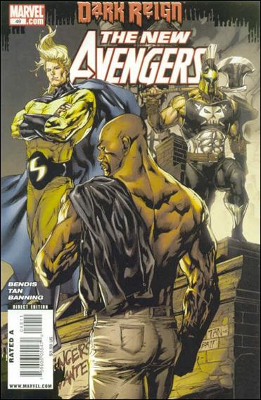 New Avengers (2005) 49-A by Marvel