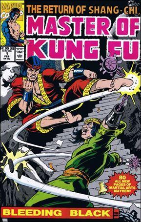 Master of Kung Fu: Bleeding Black 1-A