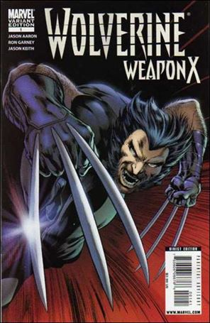 Wolverine: Weapon X 1-D