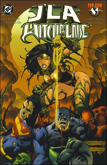 JLA/Witchblade 1-A by DC