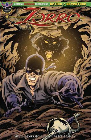 Zorro: Swords of Hell 1-B