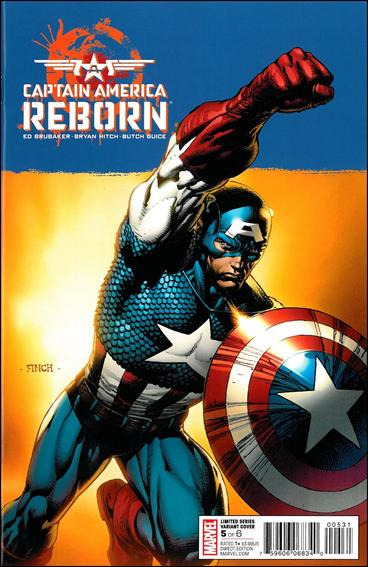 Captain America: Reborn 5-C by Marvel