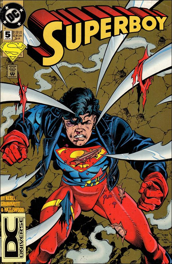 Superboy (1994) 5-B by DC