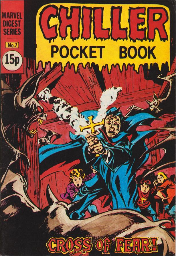 Chiller Pocket Book (UK) 7-A by Marvel UK