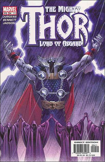 Thor (1998) 54-A by Marvel