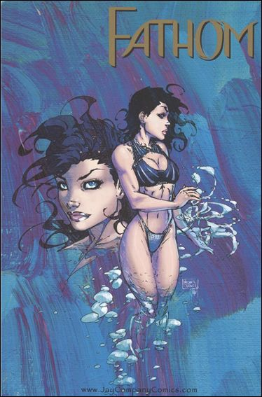 Fathom (1998) 2-B by Top Cow