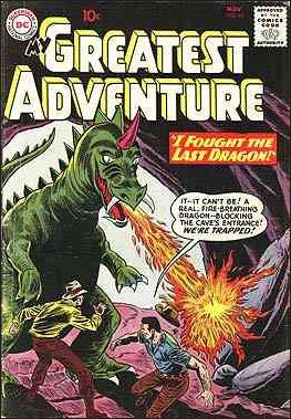 My Greatest Adventure (1955) 49-A by DC