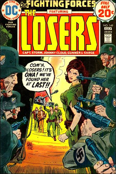 Our Fighting Forces (1954) 149-A by DC