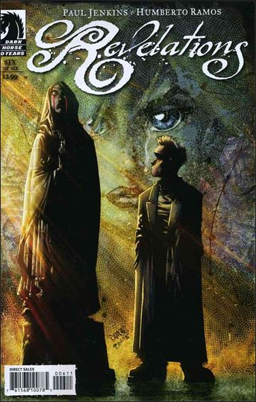 Revelations (2005) 6-A by Dark Horse