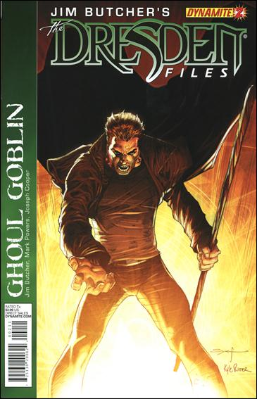 Jim Butcher's The Dresden Files: Ghoul Goblin 2-A by Dynamite Entertainment
