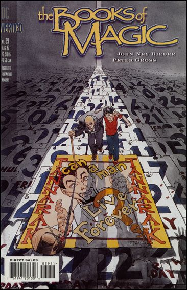 Books of Magic (1994) 39-A by Vertigo