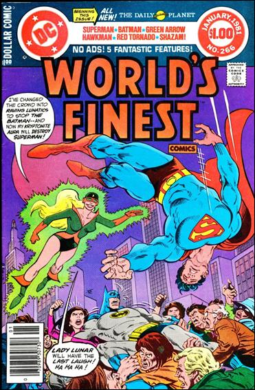 World's Finest Comics 266-A by DC