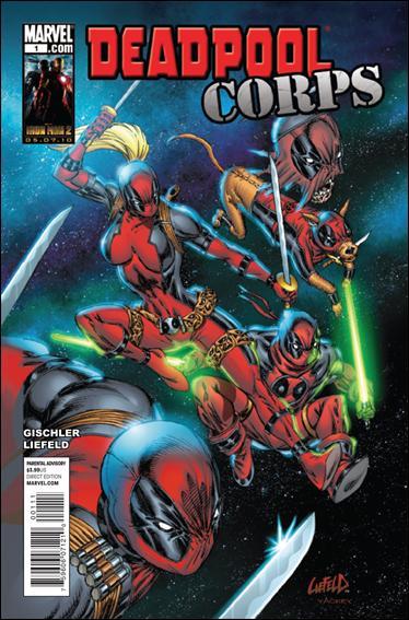 Deadpool Corps 1-A by Marvel