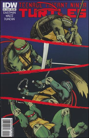 Teenage Mutant Ninja Turtles (2011) 1-I by IDW