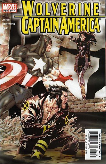 Wolverine/Captain America 2-A by Marvel