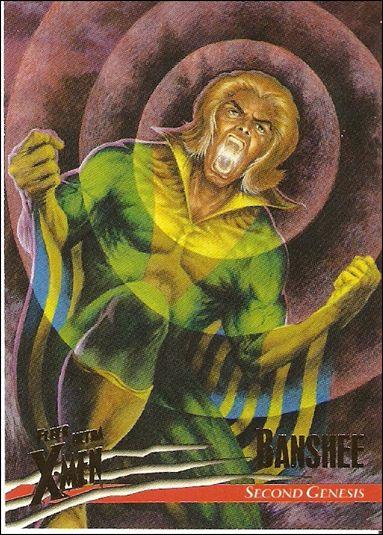 1996 Fleer Ultra X-Men: Wolverine (Base Set) 20-A by Fleer