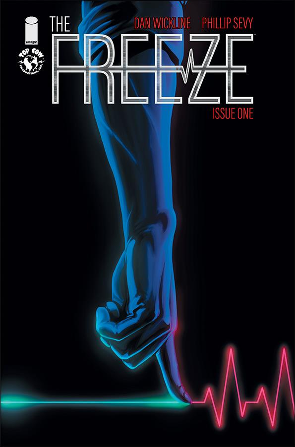 Freeze 1-A by Top Cow