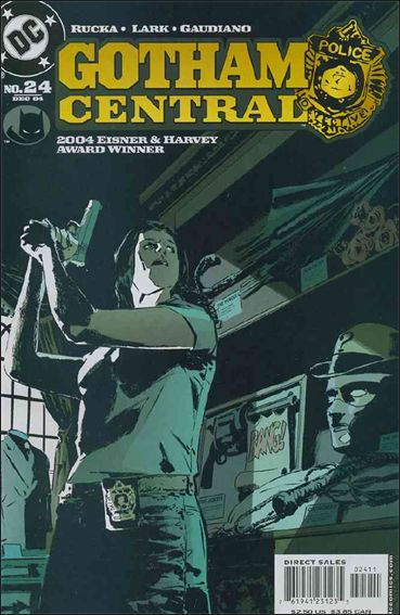 Gotham Central 24-A by DC