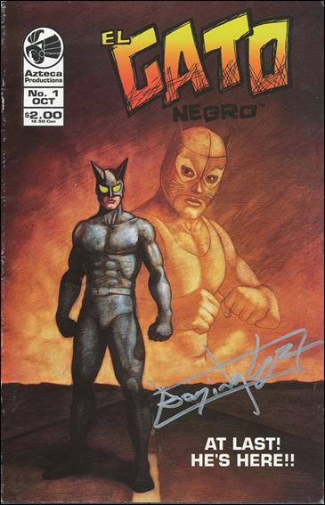 El Gato Negro 1-A by Azteca