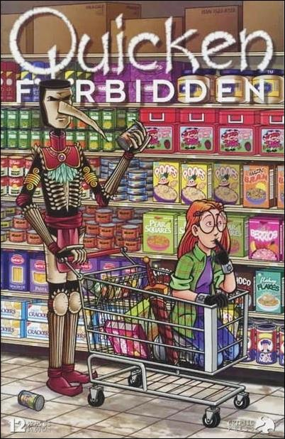 Quicken Forbidden 12-A by Cryptic Press
