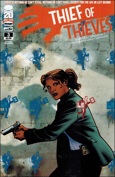 Thief of Thieves 3-B by Skybound Entertainment