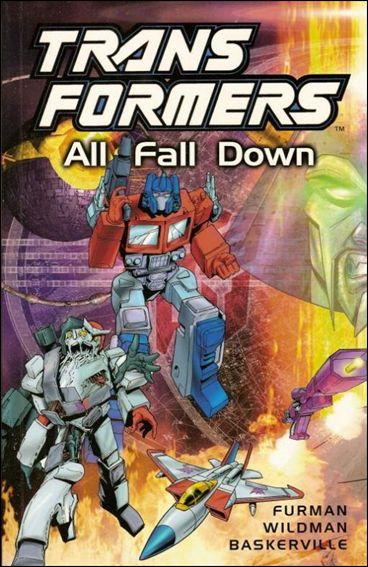 Transformers 13-A by Titan
