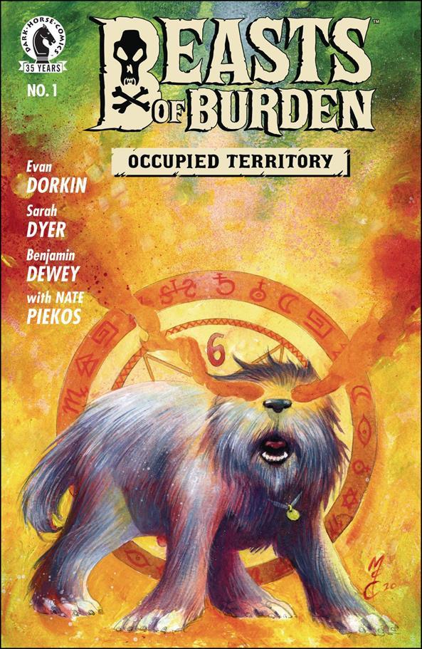 Beasts of Burden: Occupied Territory 1-B by Dark Horse