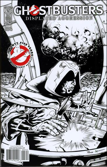 Ghostbusters: Displaced Aggression 3-C by IDW