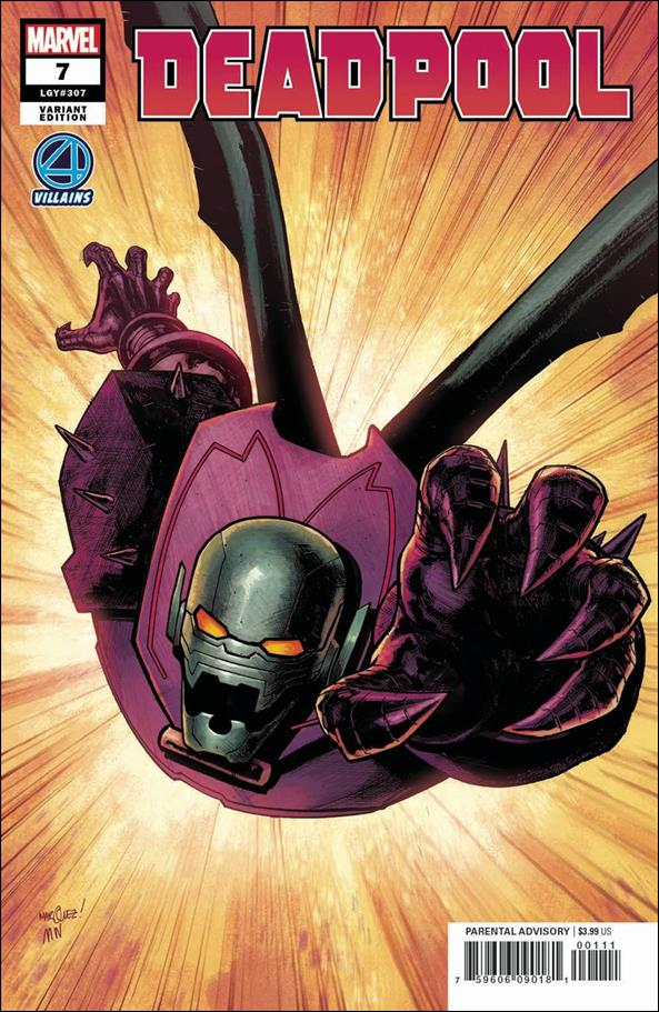 Deadpool (2018) 7-C by Marvel