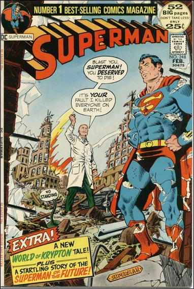 Superman (1939) 248-A by DC