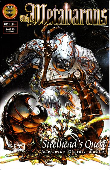 Metabarons 11-A by Humanoids