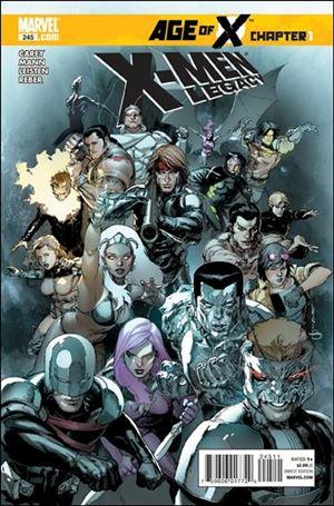 X-Men Legacy (2008) 245-A