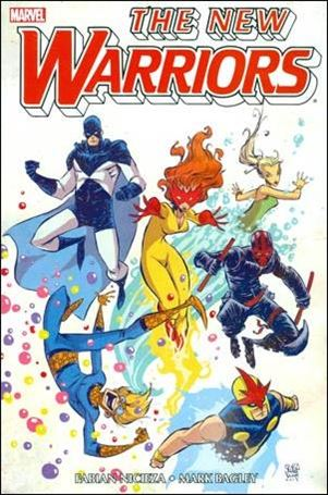 New Warriors Omnibus 1-A