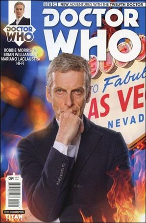 Doctor Who: The Twelfth Doctor 9-B