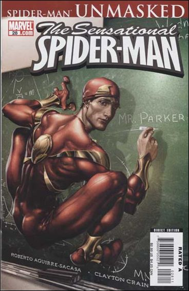 Sensational Spider-Man (2006) 28-A by Marvel