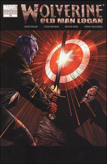 Wolverine (2003)  72-B by Marvel