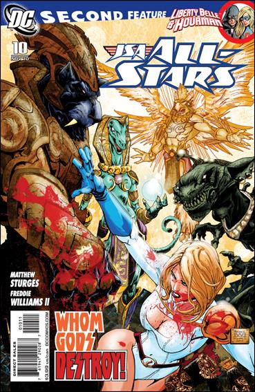 JSA All-Stars 10-A by DC