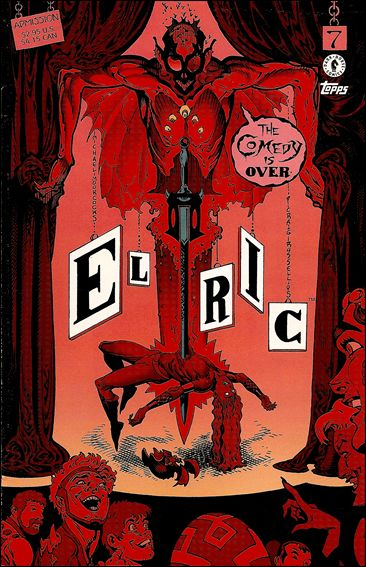 Elric: Stormbringer 7-A by Dark Horse