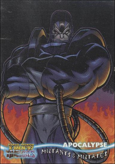 X-Men: Timelines (Base Set) 1-A by Fleer/SkyBox