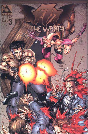777: The Wrath 3-A by Avatar Press