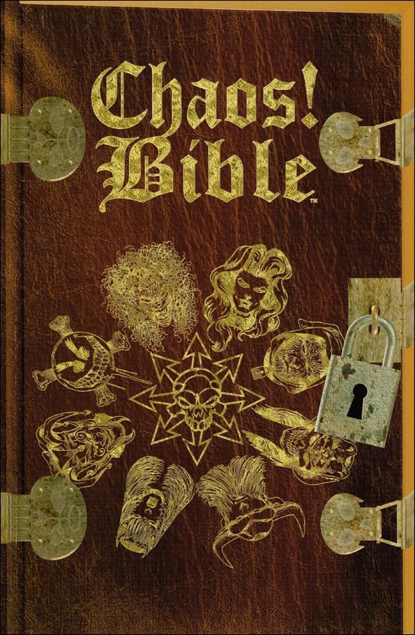 Chaos! Bible 1-A by Chaos! Comics