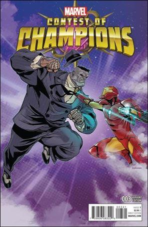 Contest of Champions 3-E