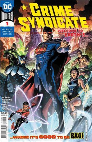 Crime Syndicate 1-A