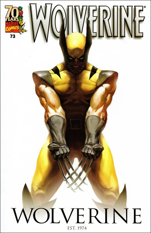Wolverine (2003)  73-B by Marvel