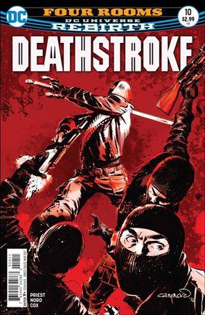 Deathstroke (2016) 10-A